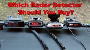 Best Radar Detector 2018 – Top 10 Radar Detector Reviews