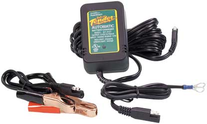Battery Tender Junior 12v Battery Charger